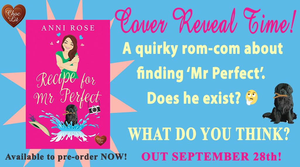Cover Reveal – Recipe for Mr Perfect